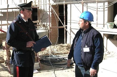 Sicurezza sul lavoro: sanzioni e controlli nel 2010